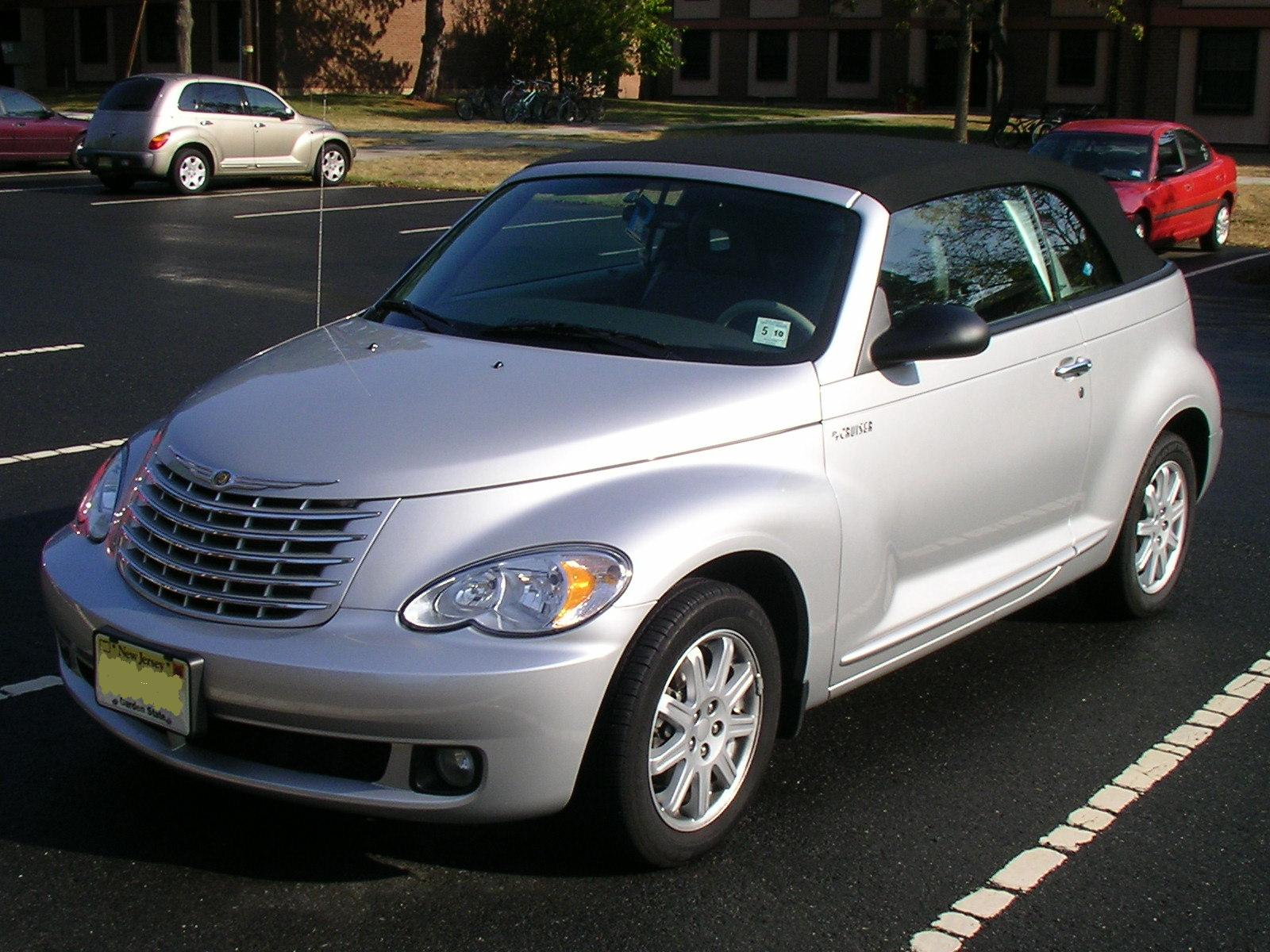 2006 Chrysler Pt Cruiser #13