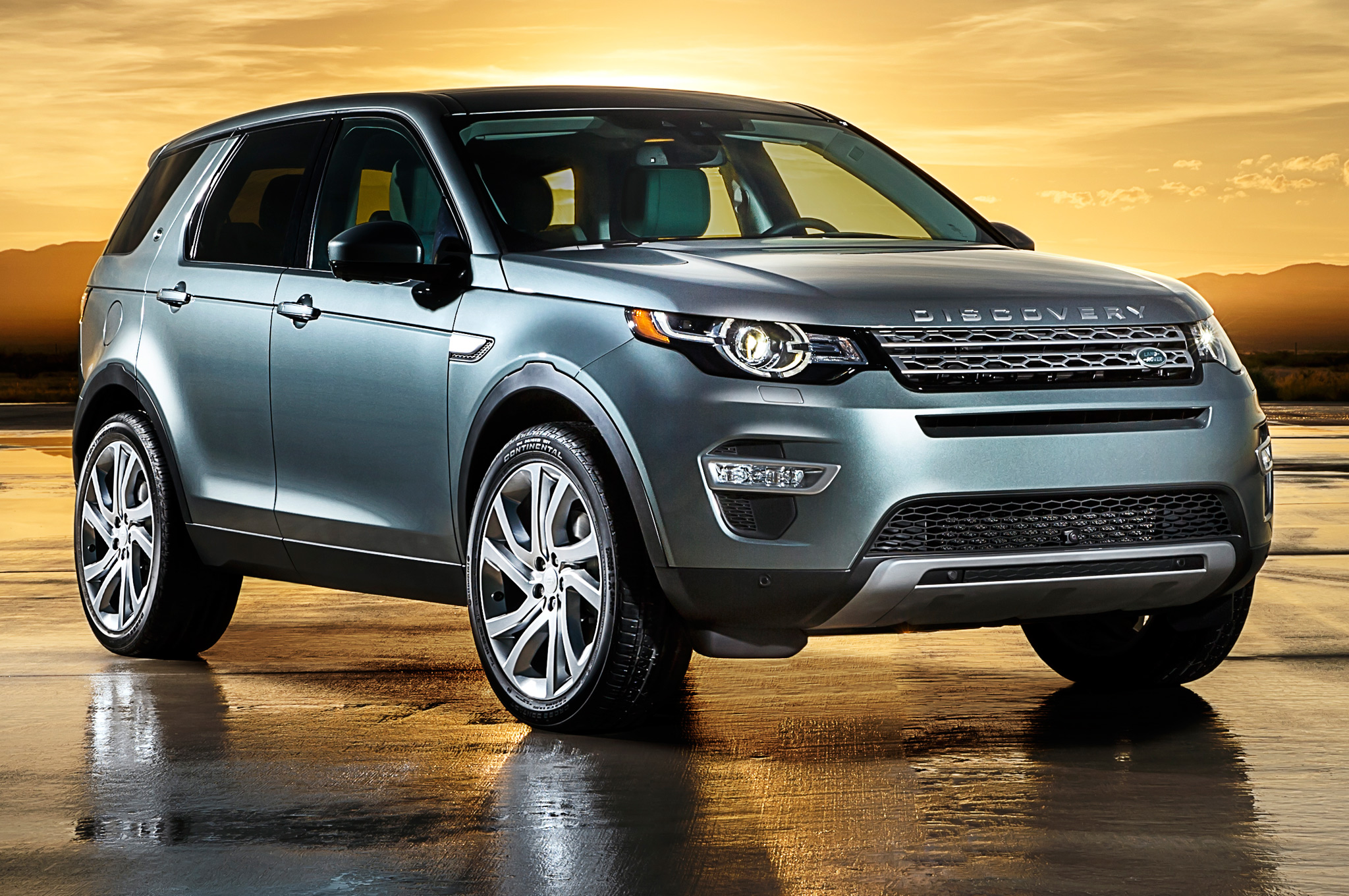 Land Rover Discovery Sport #12