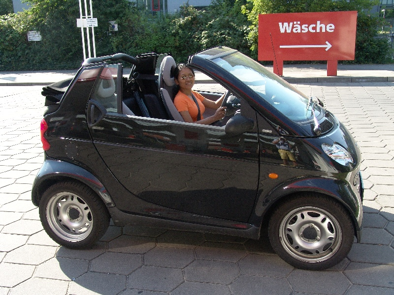 2002 Smart ForFour #11