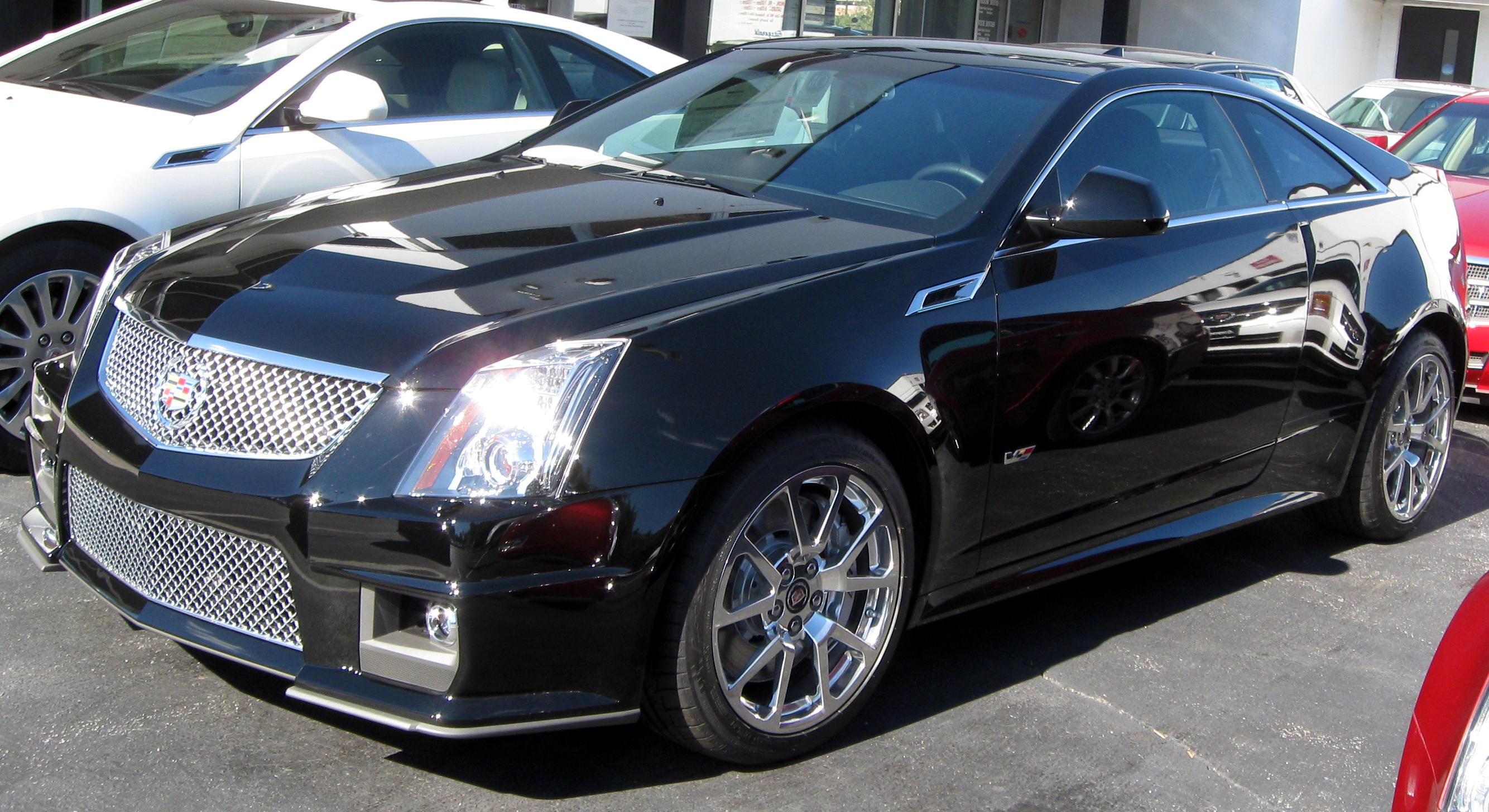 Cadillac Cts-v Coupe #2