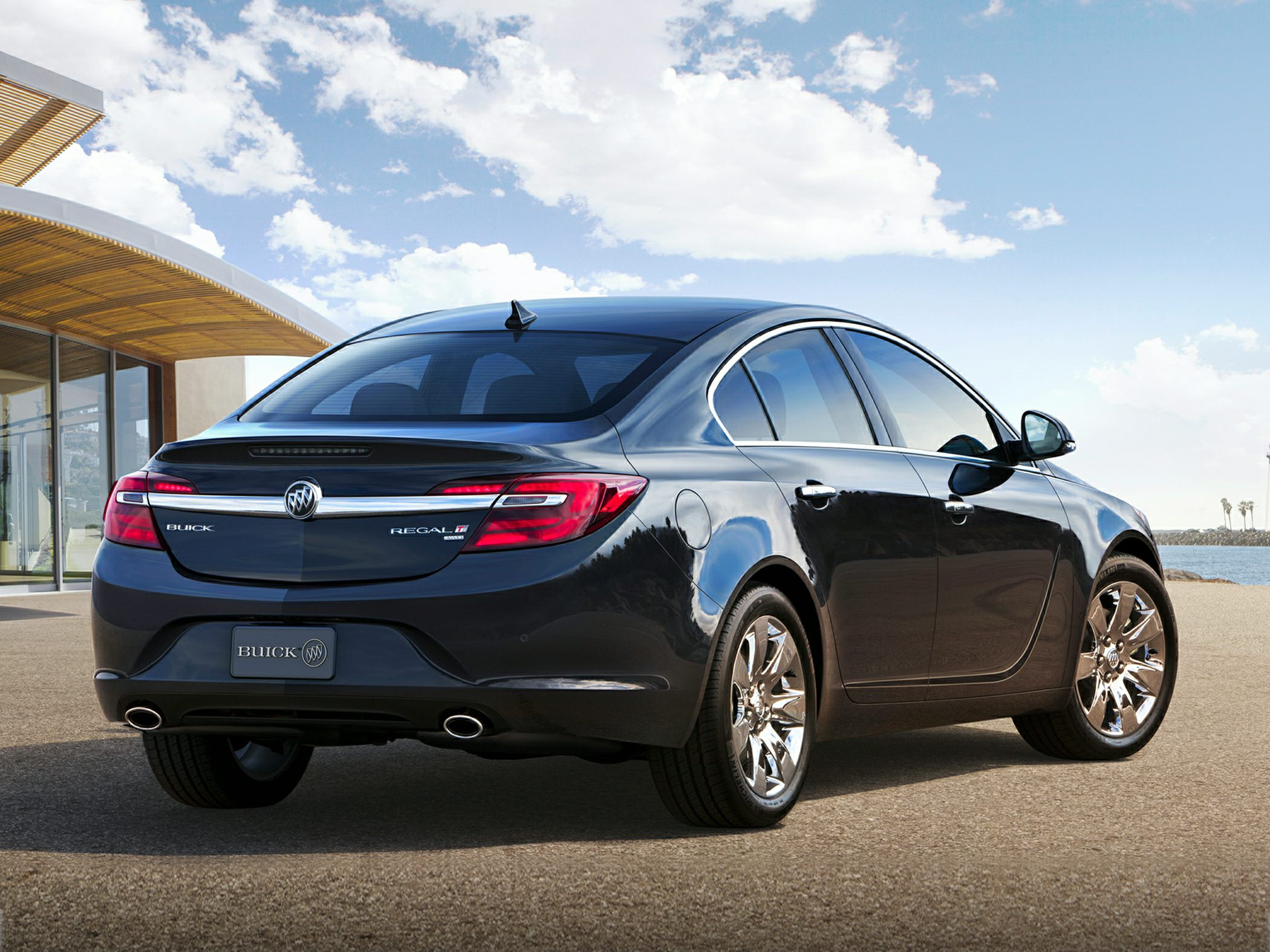 2015 Buick Regal #13