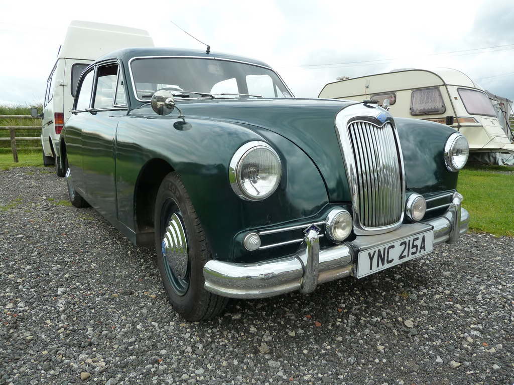 1955 Riley Pathfinder #13