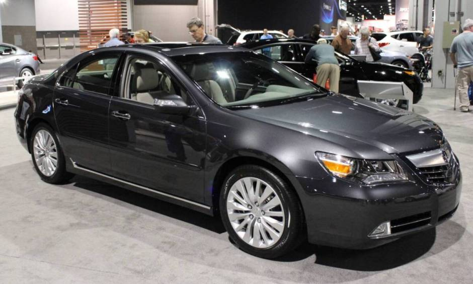 2012 acura rl photos informations articles. Black Bedroom Furniture Sets. Home Design Ideas