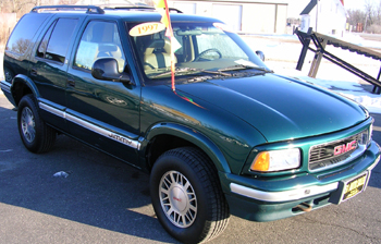 1997 GMC Jimmy #6