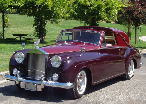 1958 Rolls royce Silver Cloud #8