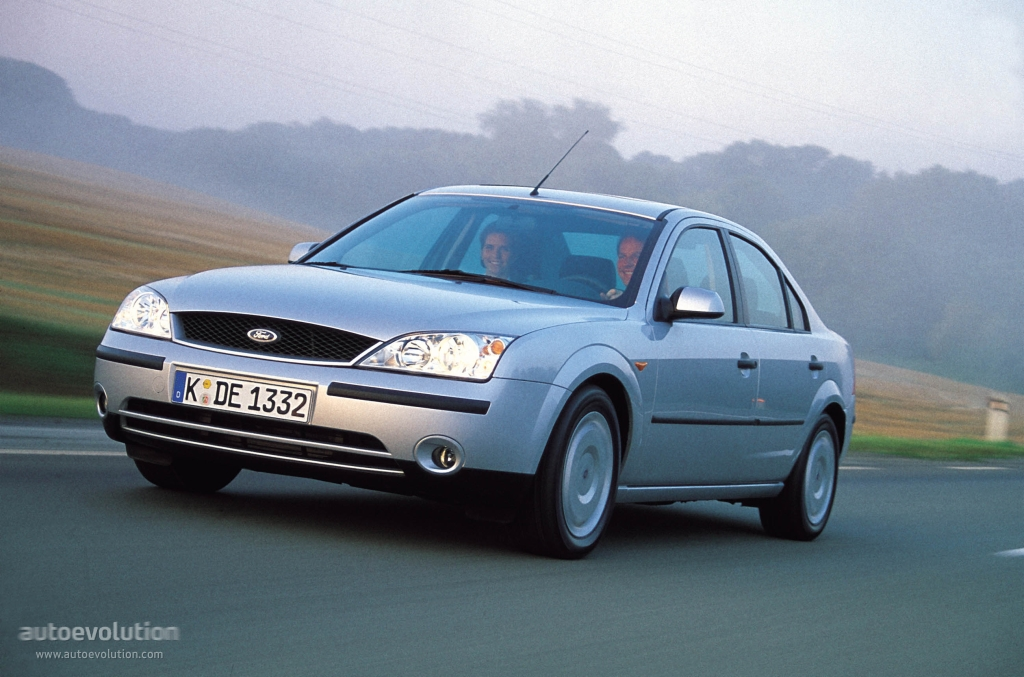 2000 Ford Mondeo #5