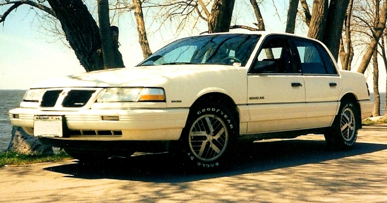 1991 Pontiac Grand Am #3