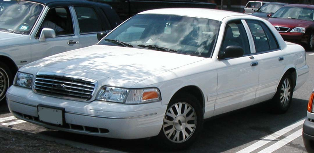 2006 Ford Crown Victoria #2