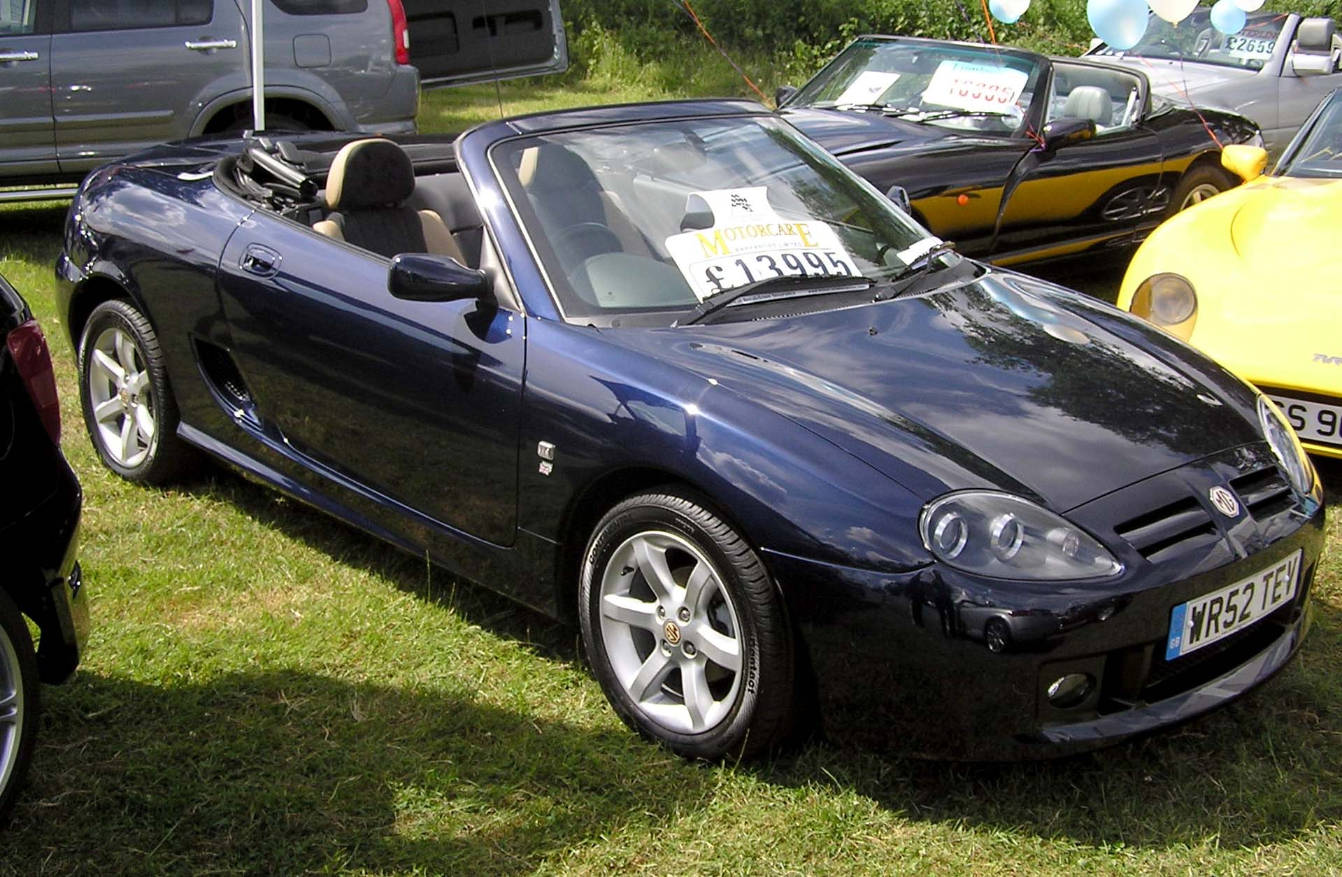 1995 Rover MGF #9