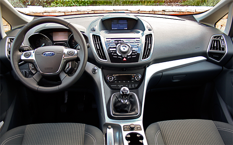 2012 Ford C-Max #8