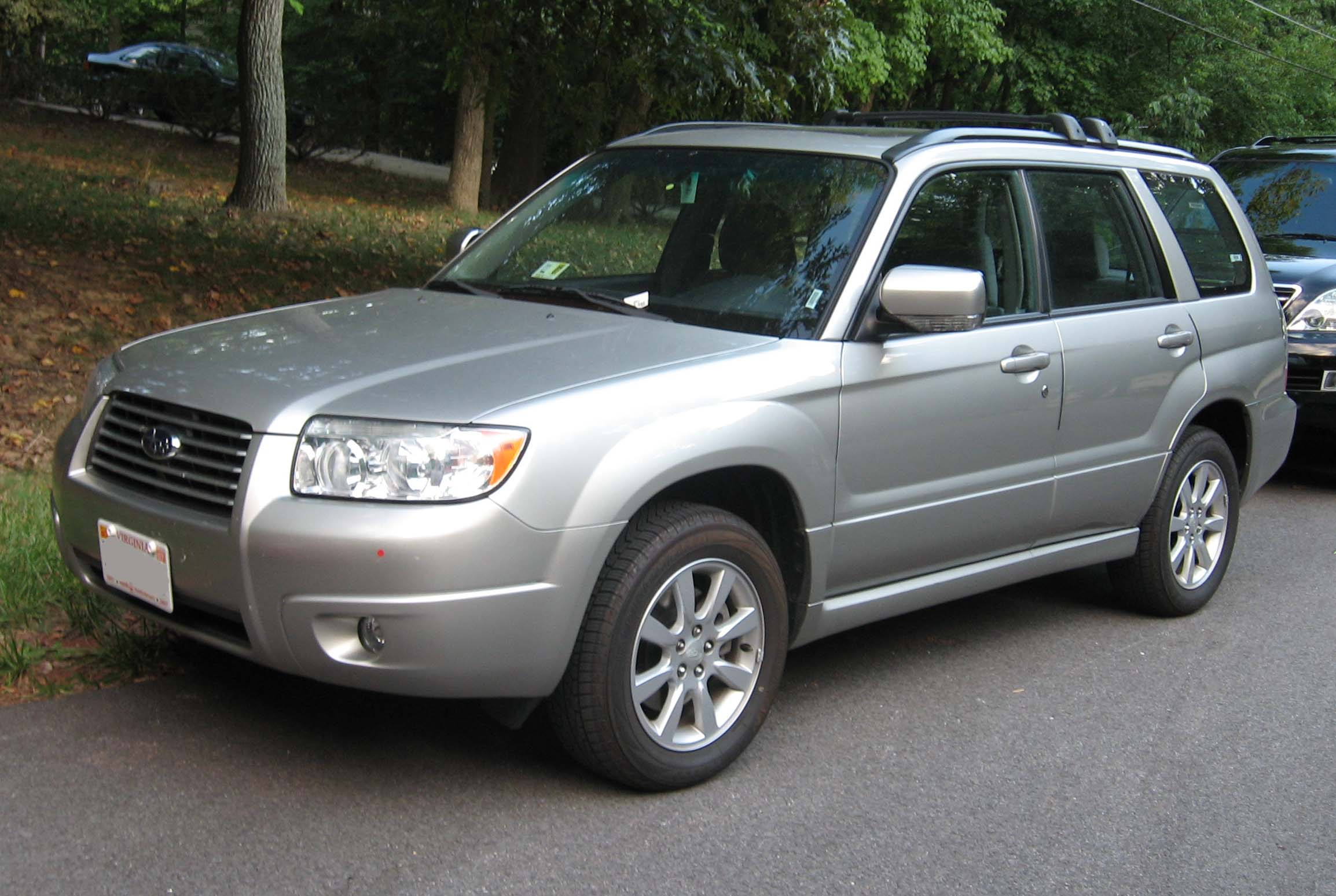 2006 Subaru Forester Photos Informations Articles