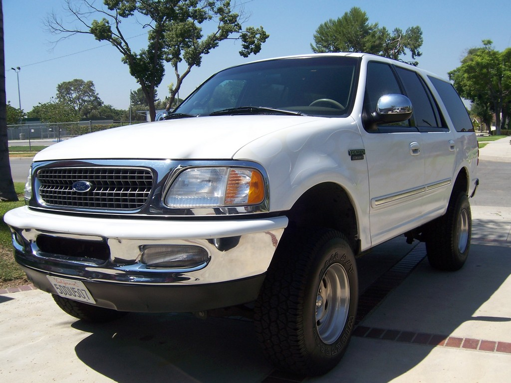 1998 Ford Expedition #9