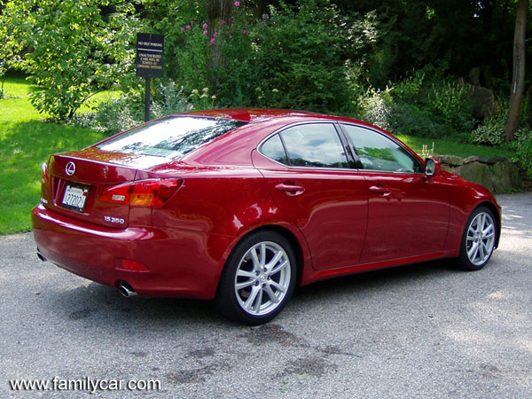 2006 Lexus Is 350 #14