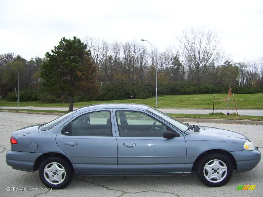 2000 Ford Contour #14