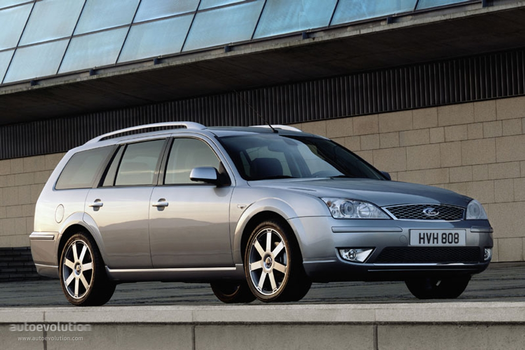 2005 Ford Mondeo #2