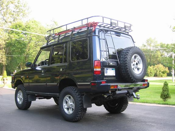 1998 Land Rover Discovery #8