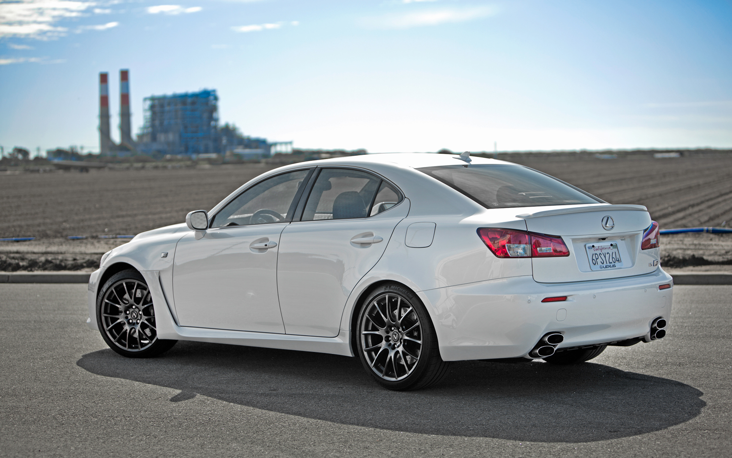 2012 Lexus IS #15