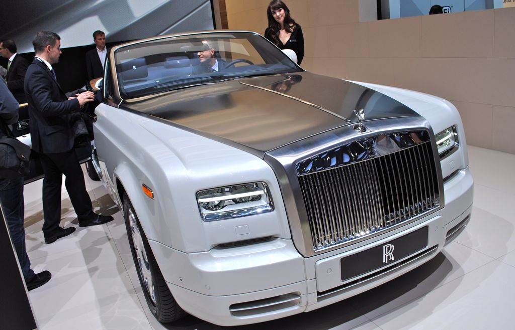 2012 Rolls royce Phantom Drophead Coupe #14