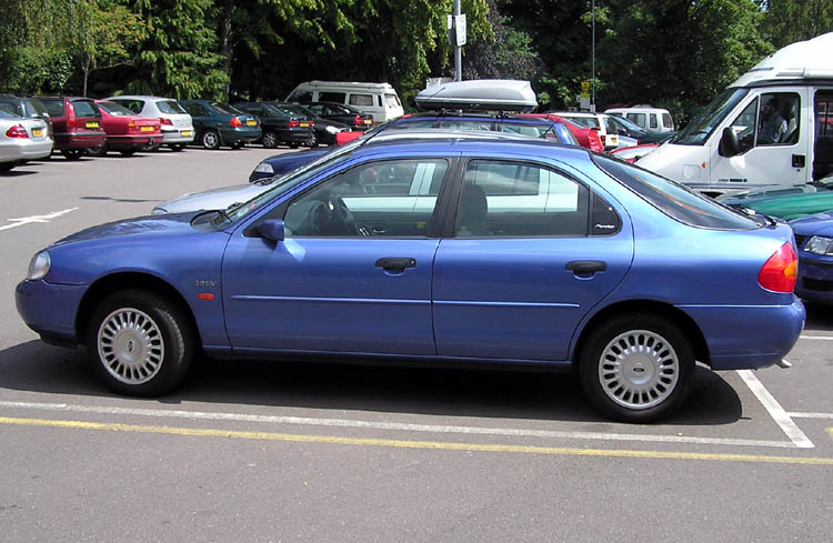 1999 Ford Mondeo #5