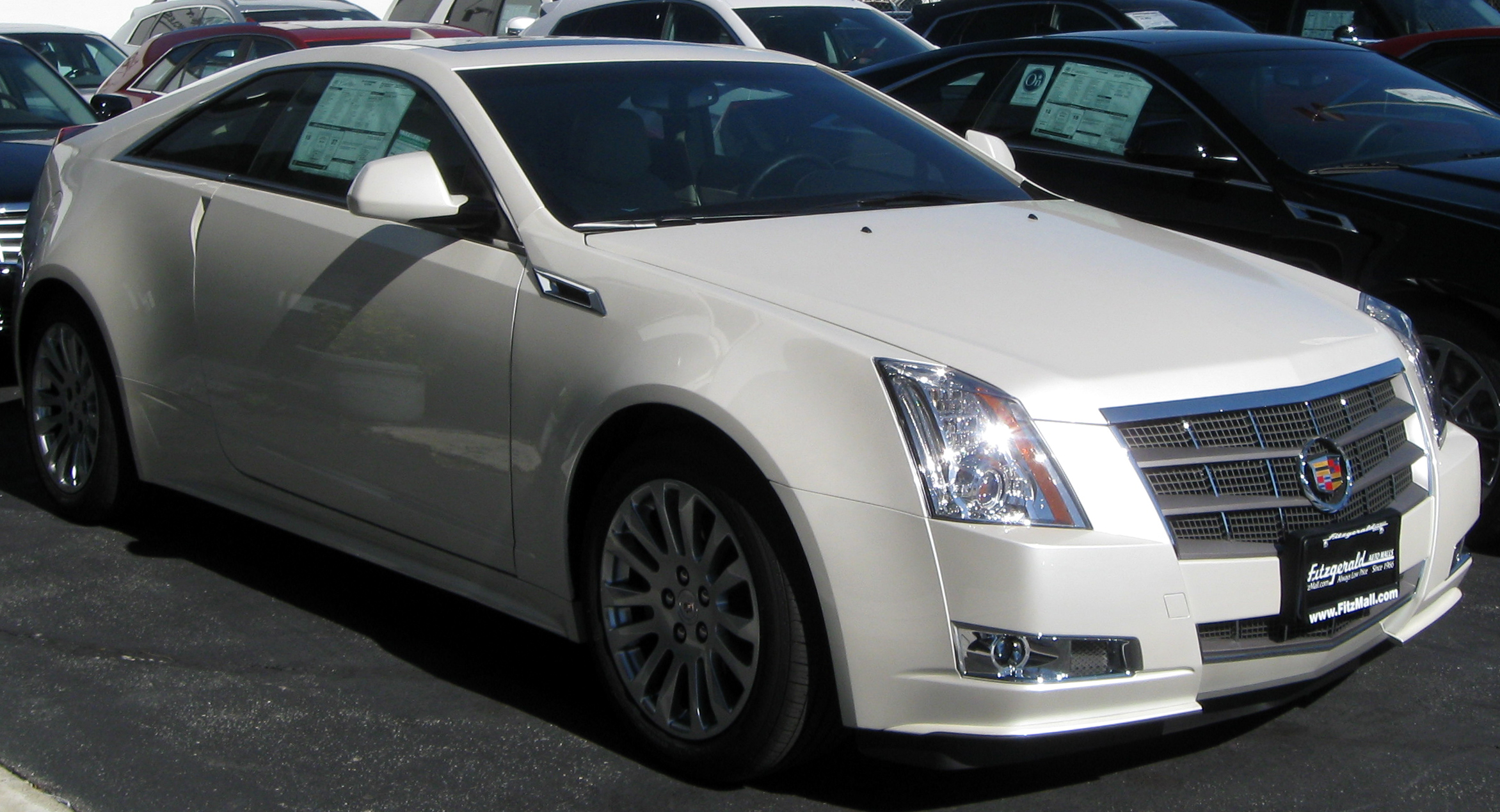 ramsey image for cadillac in vehicle ats sale sold mn img