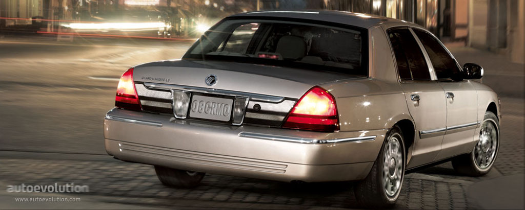 2008 Mercury Grand Marquis #10