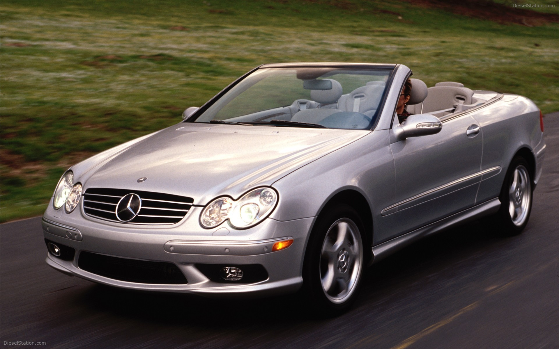 2009 Mercedes-Benz CLK #11