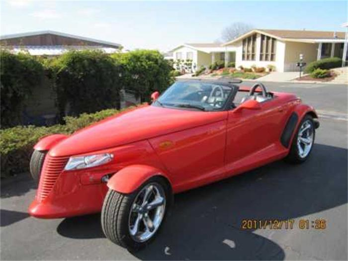 1999 Plymouth Prowler #7