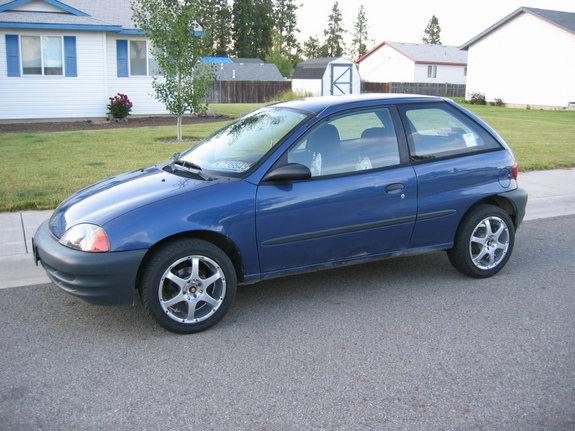 1999 Suzuki Swift #10