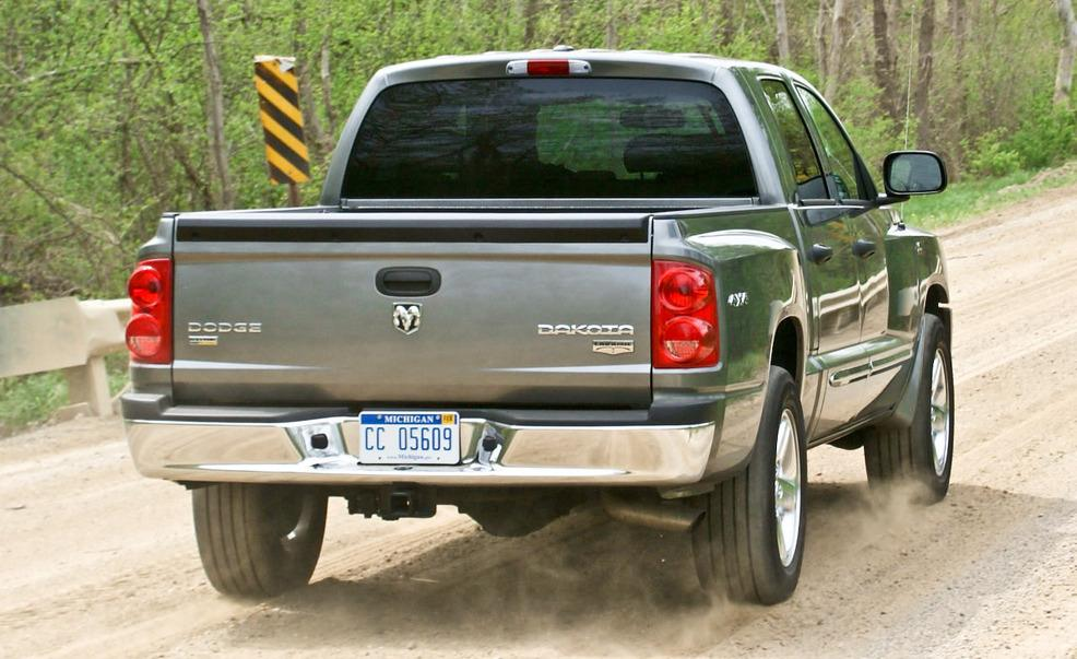 2009 Dodge Dakota #10
