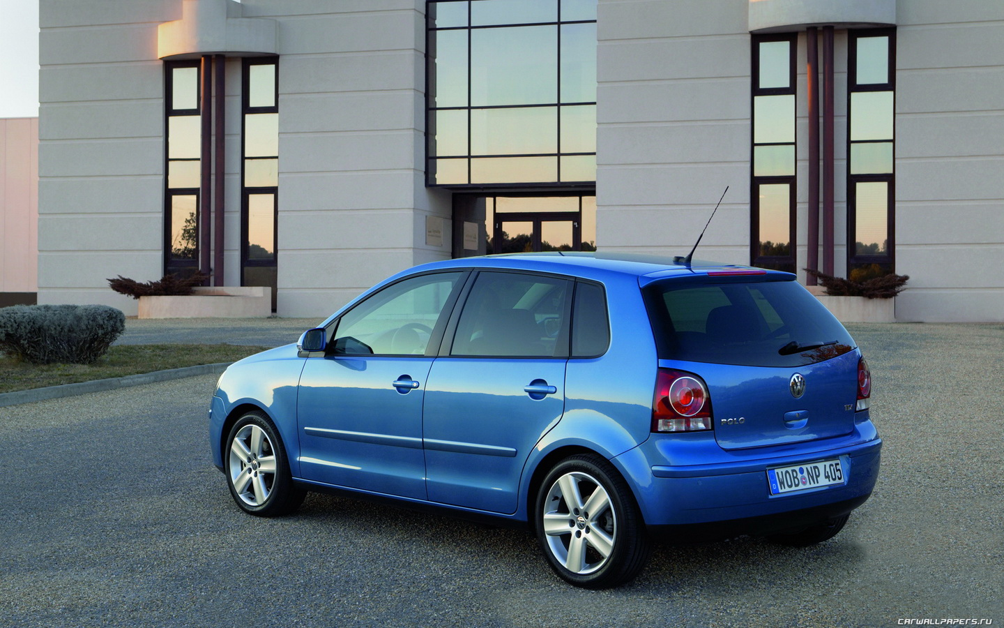 2005 volkswagen polo photos informations articles. Black Bedroom Furniture Sets. Home Design Ideas
