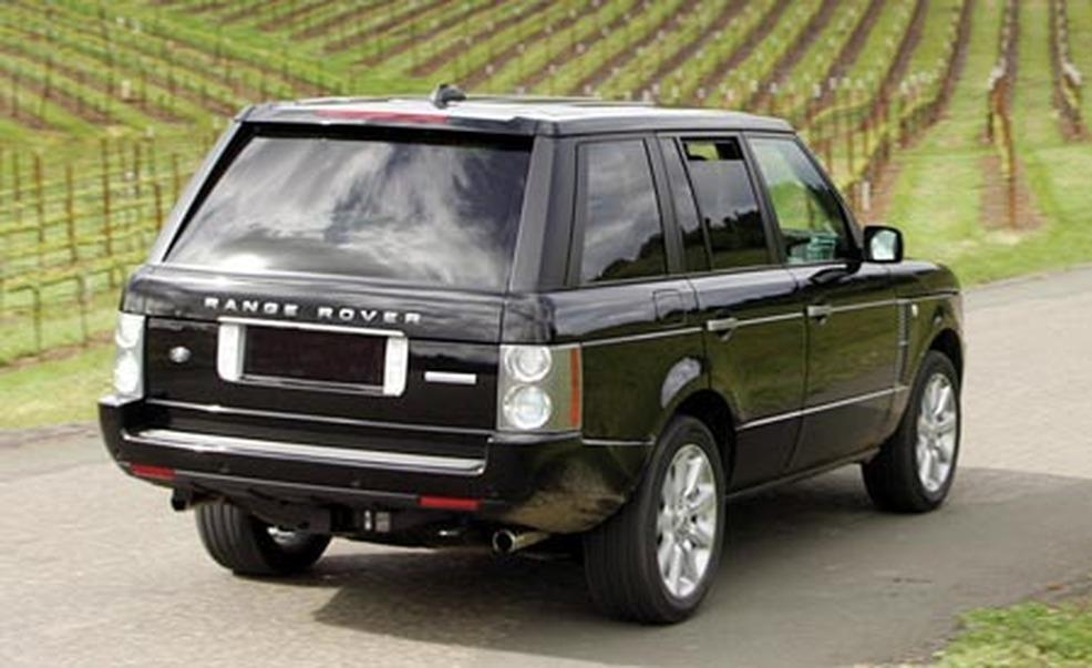 2007 land rover range rover photos informations articles. Black Bedroom Furniture Sets. Home Design Ideas