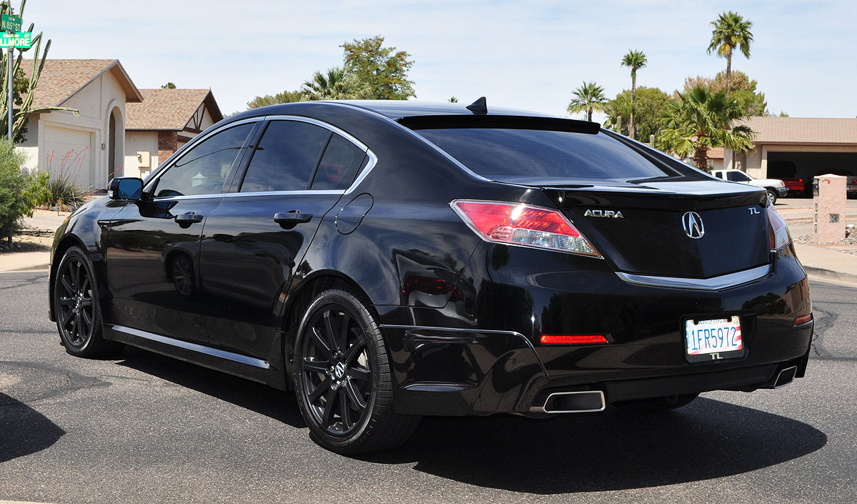 2012 Acura Tl Photos Informations Articles Bestcarmag Com