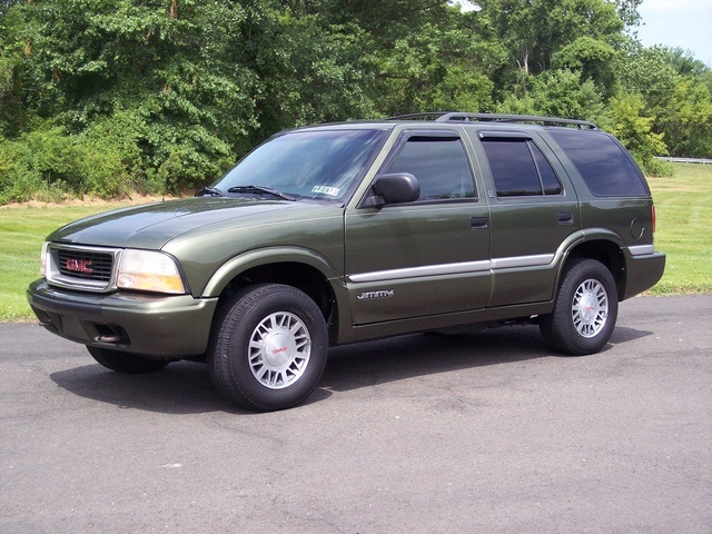 2001 GMC Jimmy #7