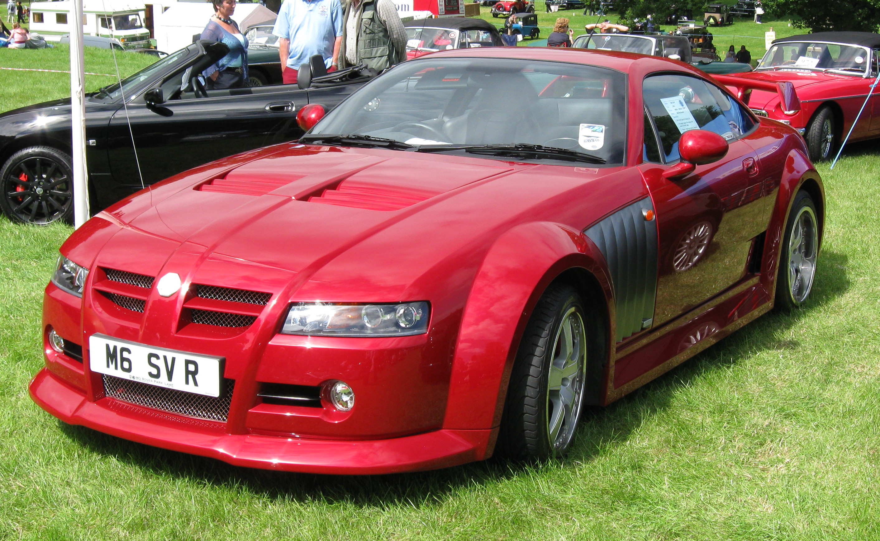 MG XPower #3