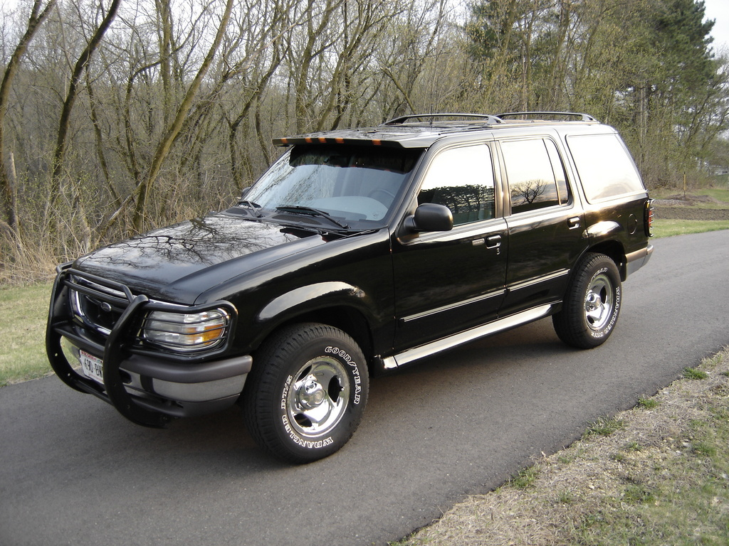 ford explorer 97 manual