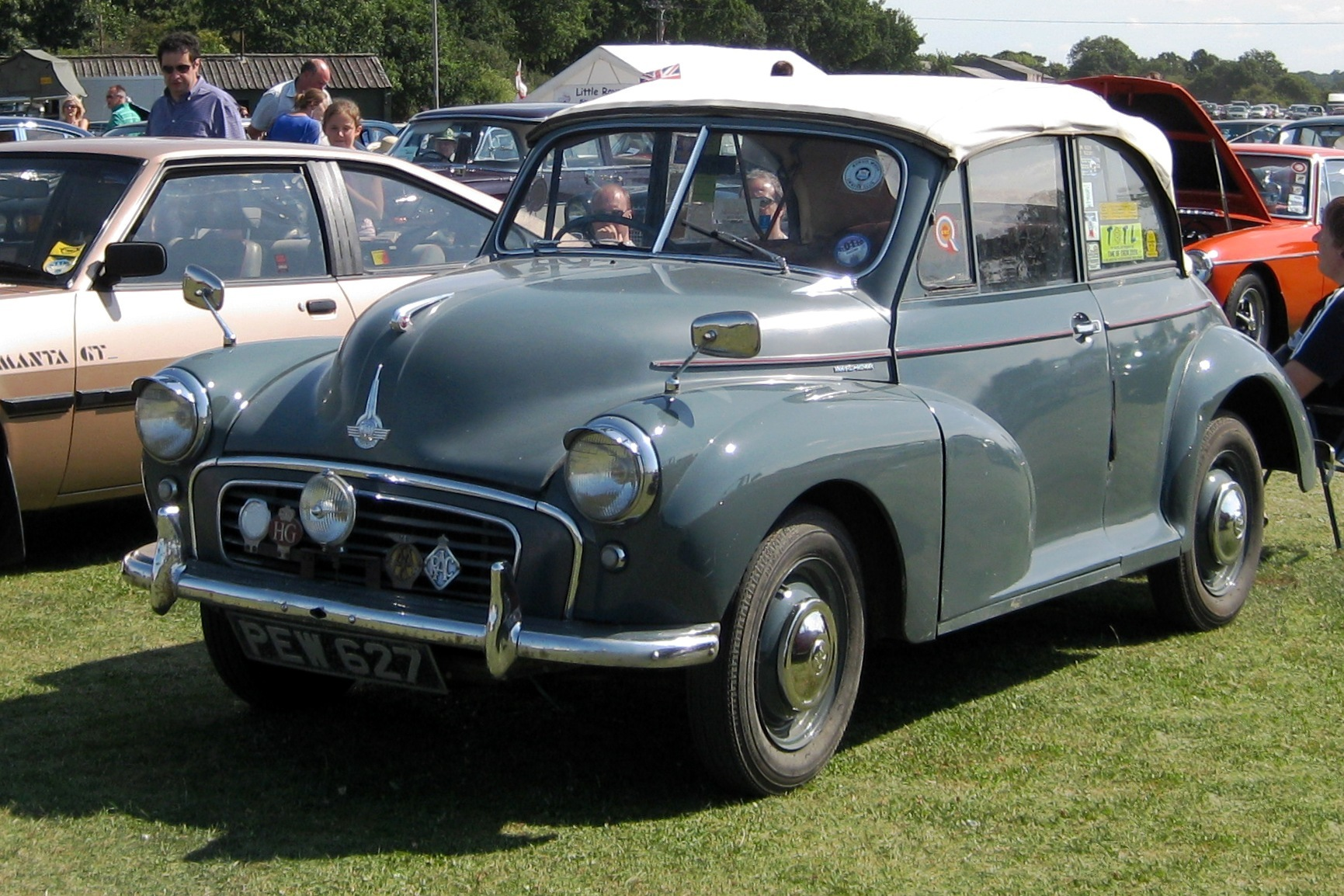 1956 Morris Minor Photos Informations Articles Wiring Diagram 4