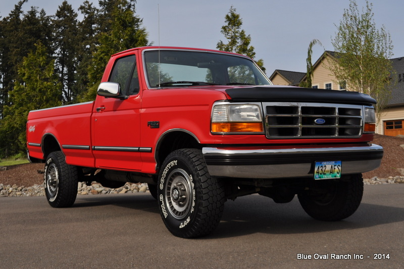 1994 Ford F-250 #17