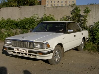 1987 Toyota Crown #5