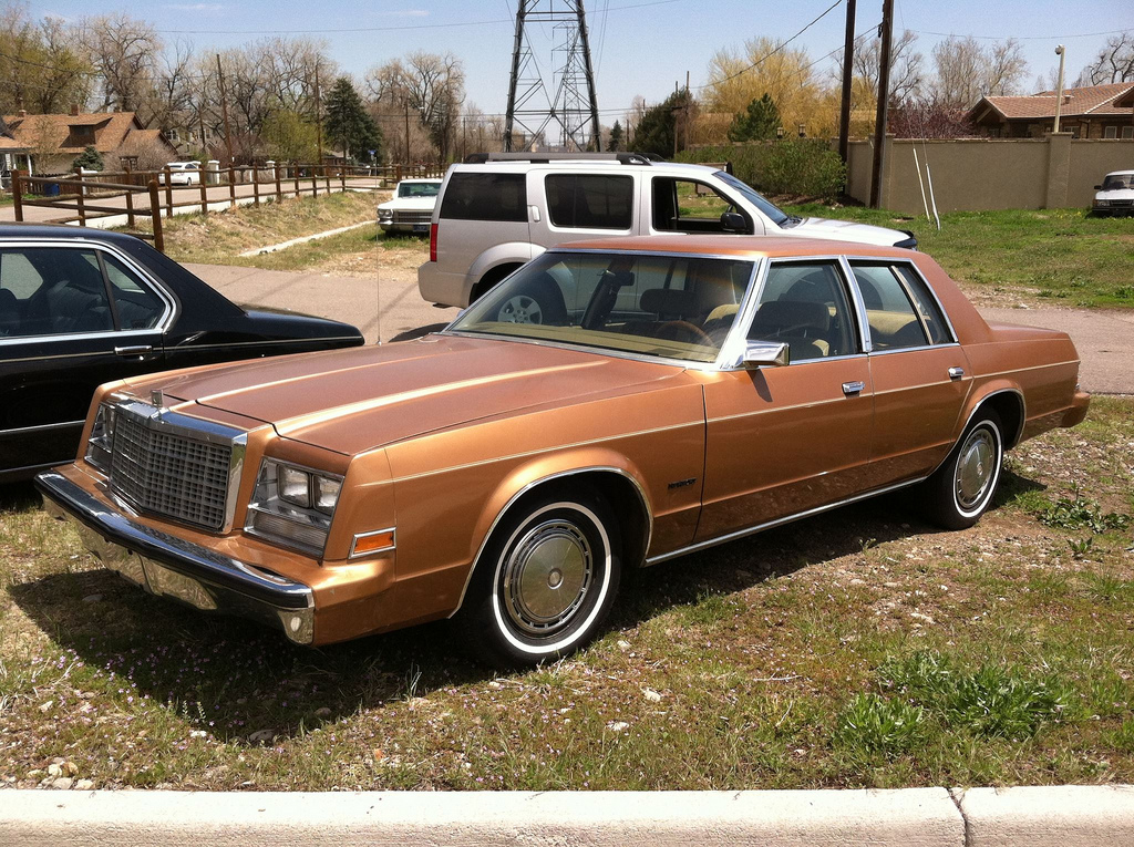 1979 Chrysler Newport #9