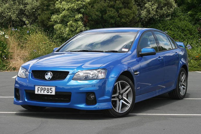 2011 Holden Commodore #5