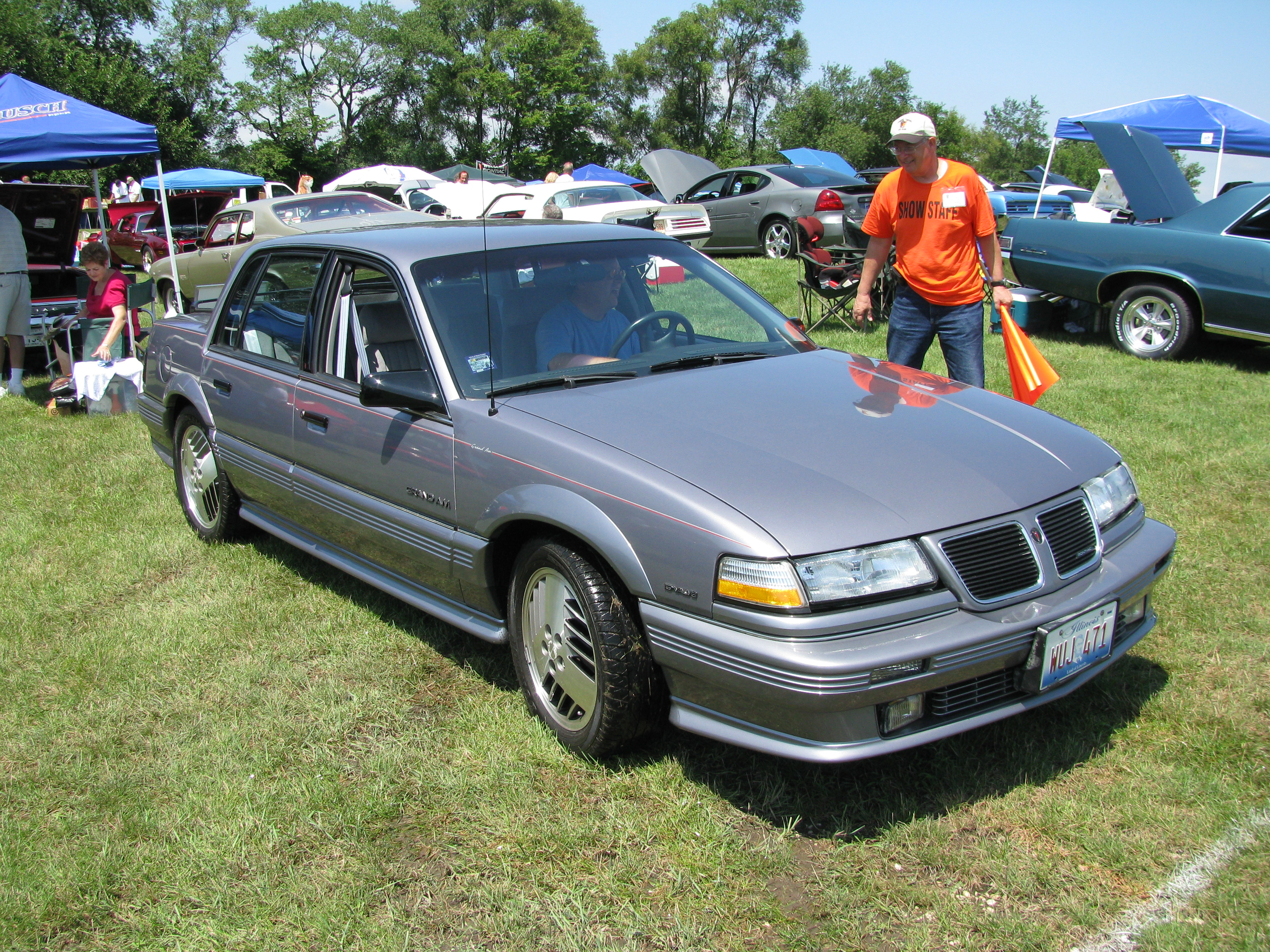 1991 Pontiac Grand Am #12