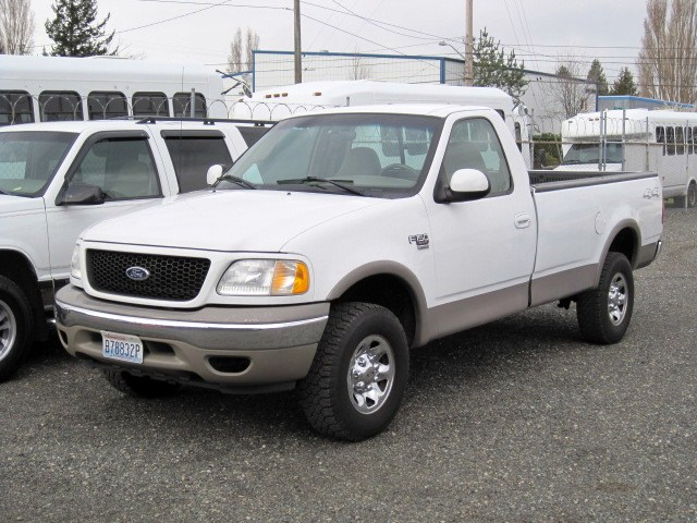 2002 Ford F-150 #9