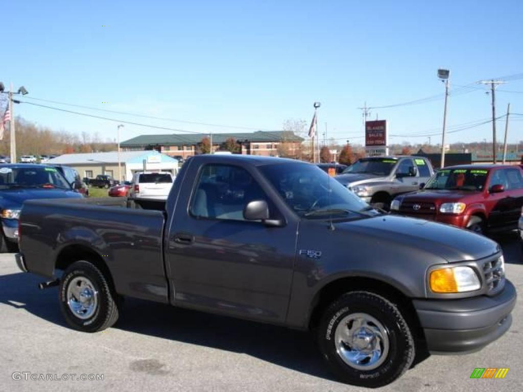 2004 Ford F-150 Heritage #8