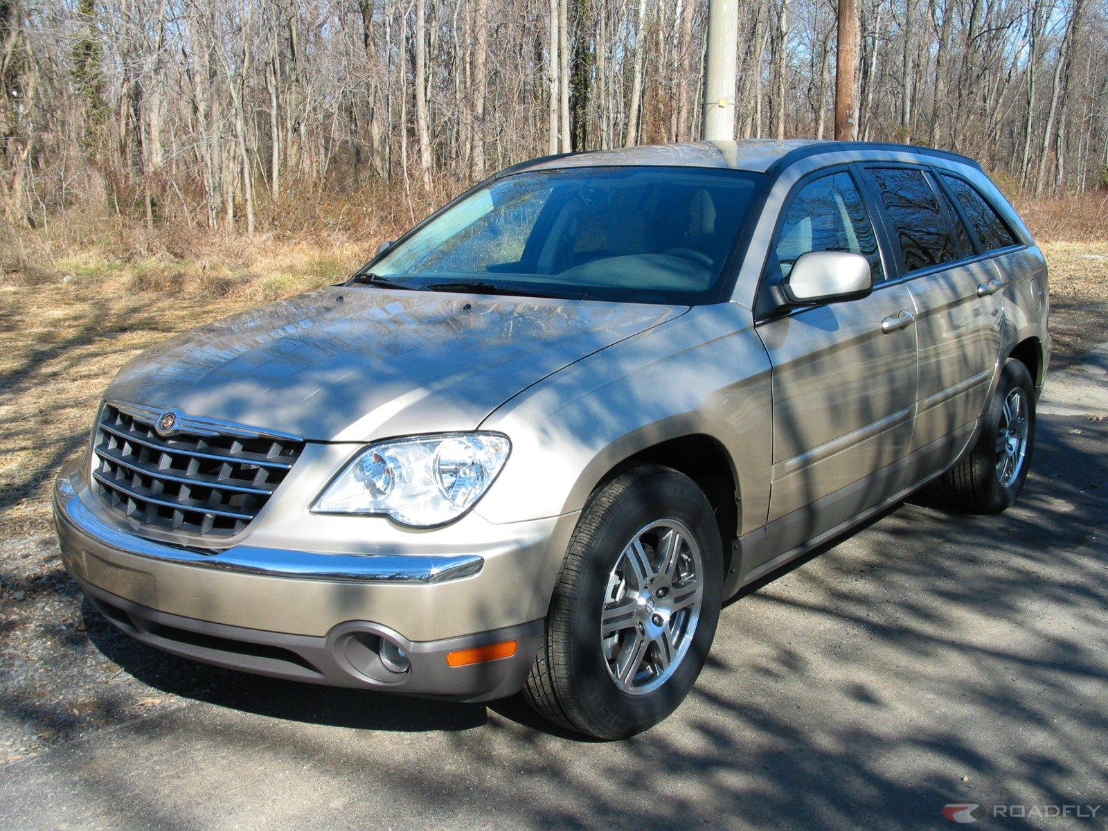 2007 Chrysler Pacifica #7