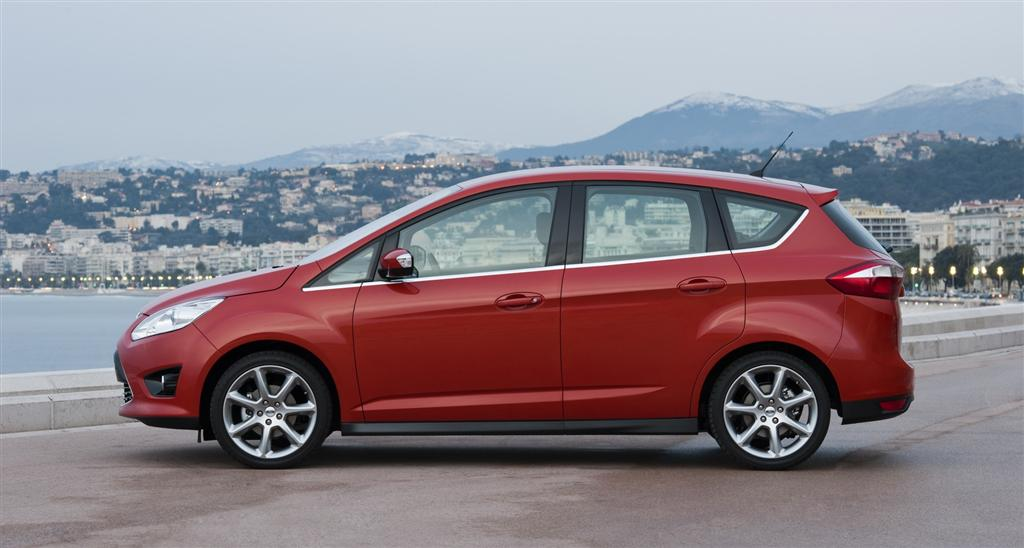 2011 Ford C-Max #3