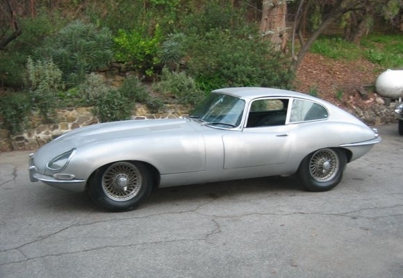 1966 Jaguar E-Type #4