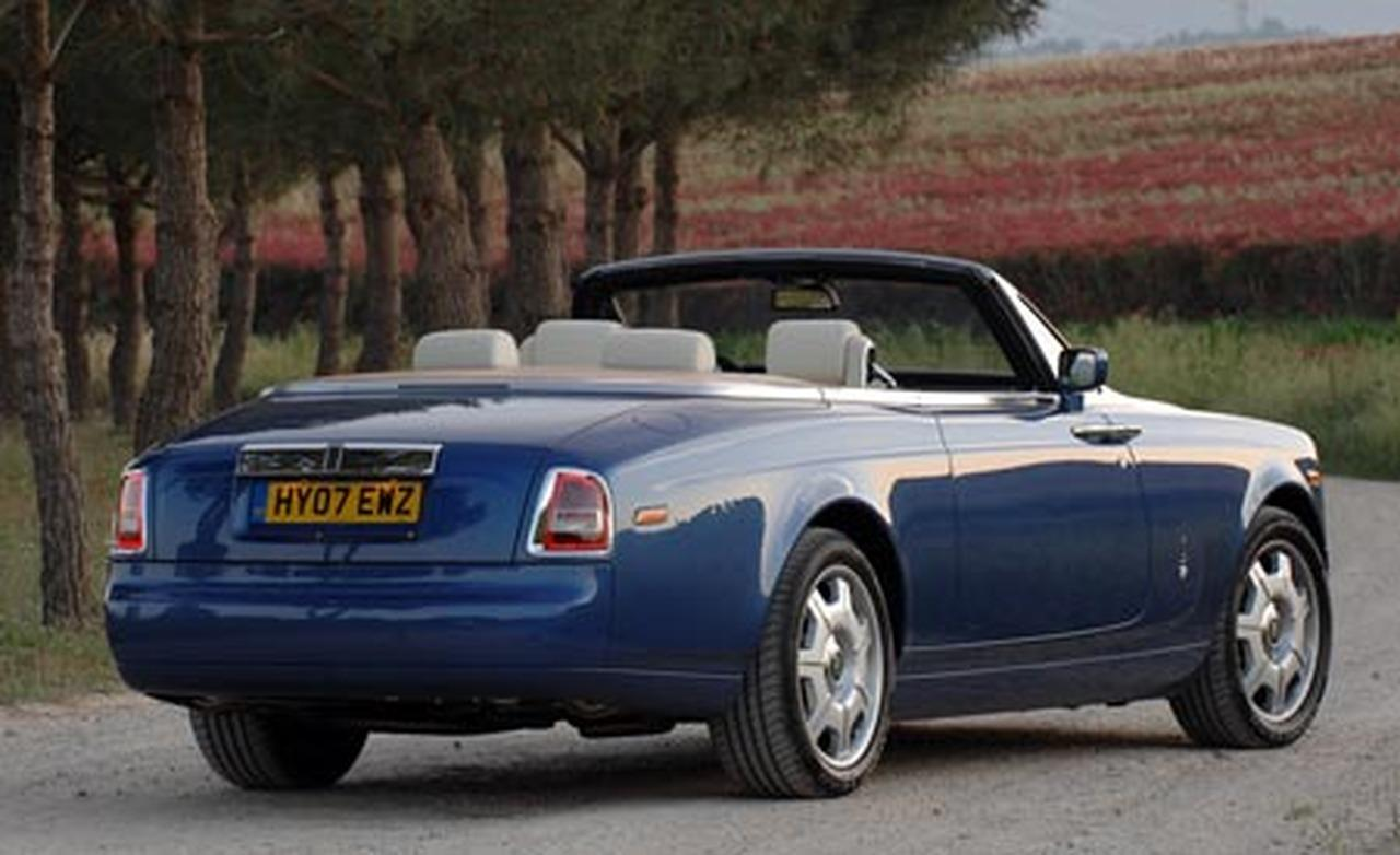 2008 Rolls royce Phantom Drophead Coupe #8