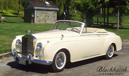 1959 Rolls royce Silver Cloud #12