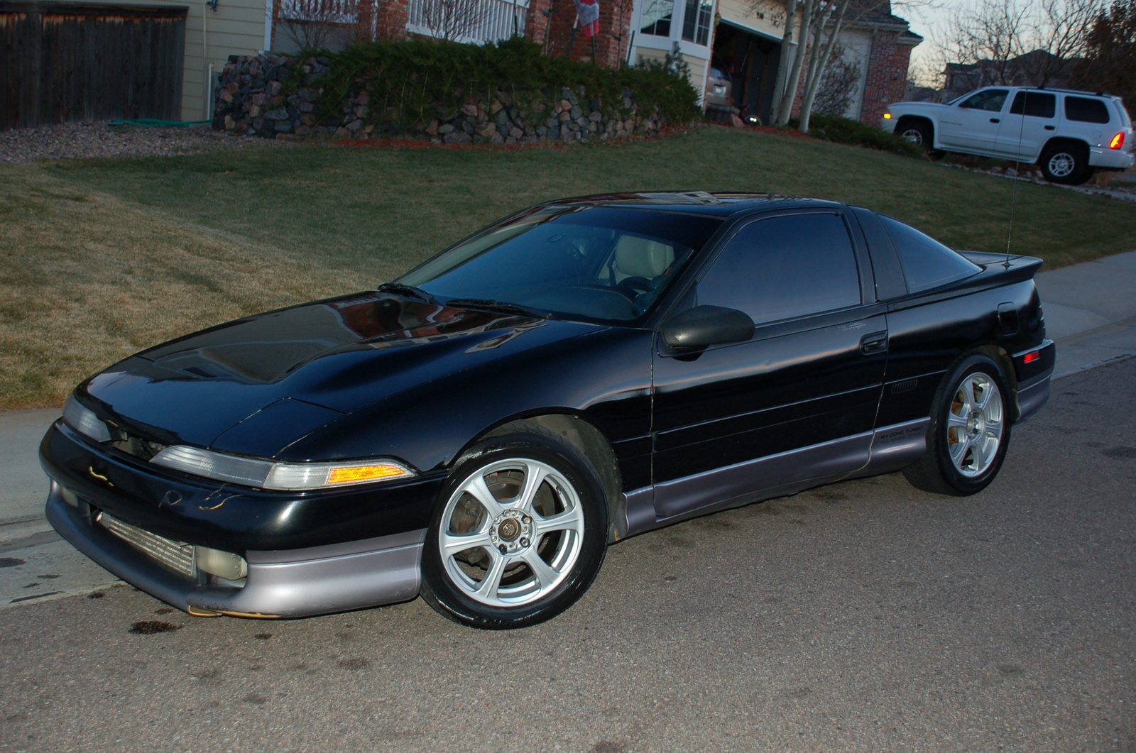 1991 Eagle Talon Photos Informations Articles Bestcarmagcom
