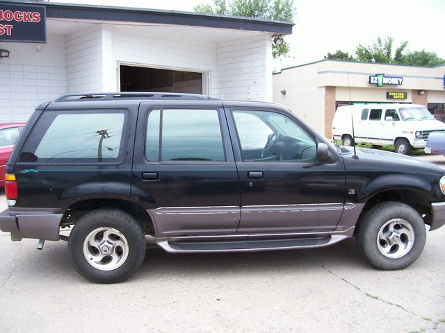 1997 Mercury Mountaineer #5